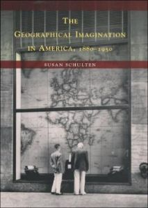 Portada Geographical imagination