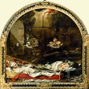 Juan de Valdés Leal. Finis Gloriae Mundi
