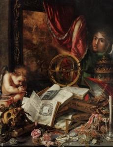 Alegoría de la vanidad de Juan de  Valdés Leal. 1660.