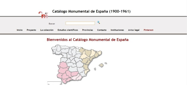 Catalogo monumental